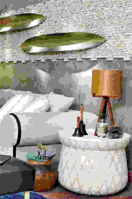 Living Casa de Campo Salas de estar clássicas por Samira Jarouche Arquitetura & Interiores Clássico