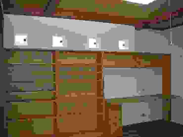書斎 オリジナルデザインの 書斎 の 吉村1級建築士事務所 オリジナル