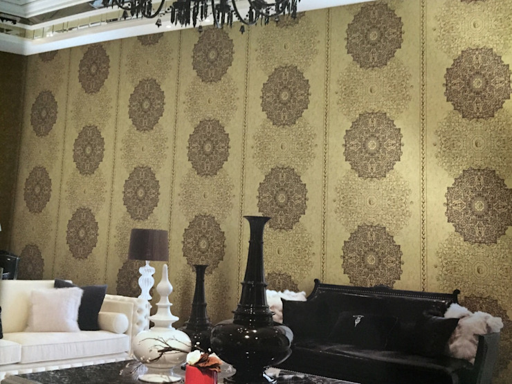 Residential Modern living room by Decor At Door Modern