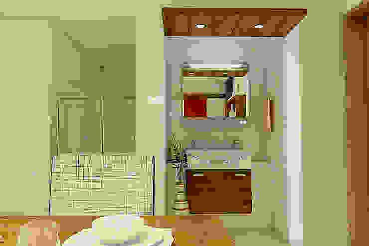 BN Architects Comedores de estilo moderno