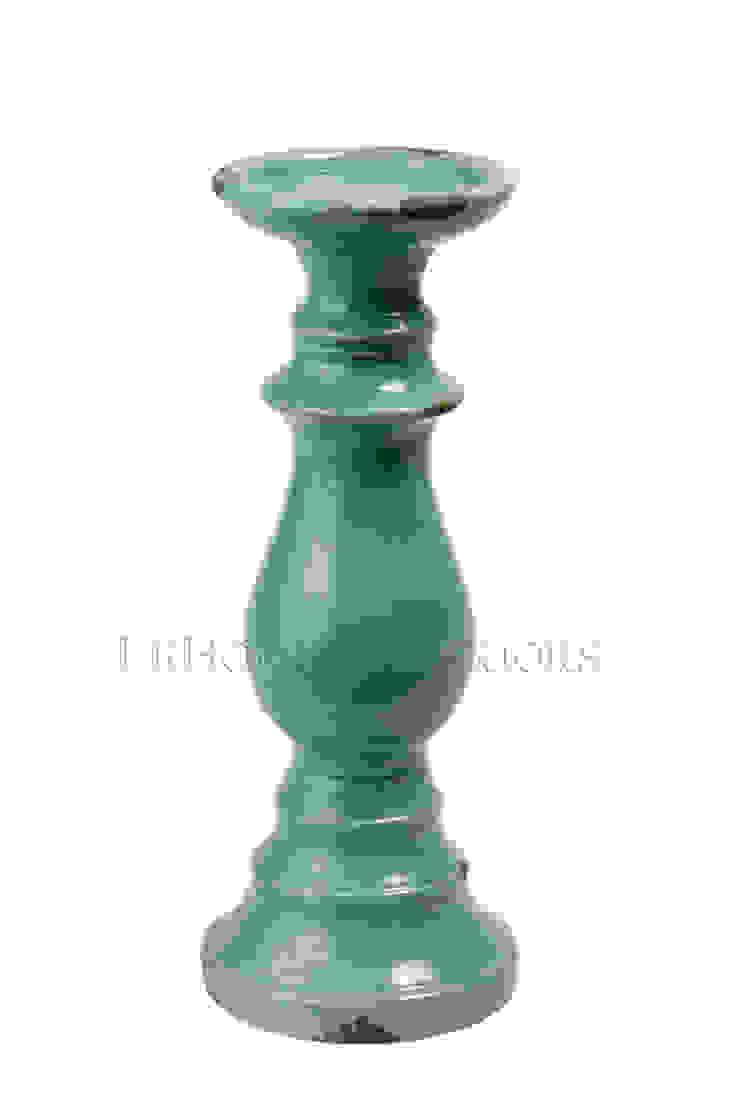 Подсвечник Mountain H091 от LeHome Interiors Классический Керамика