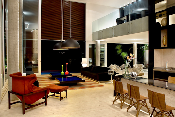 Casa Capital neylima Living roomStools & chairs