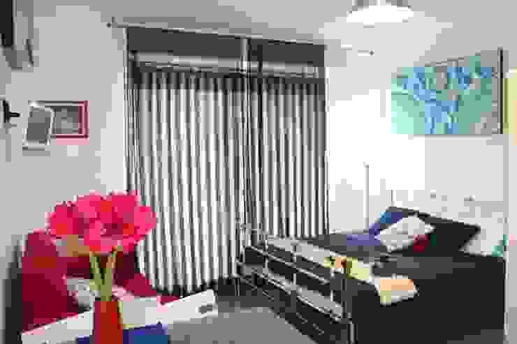 Modern Yatak Odası Giannini Homes Modern