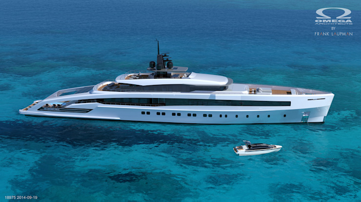 Modern Yachts and Jets by Omega Architects Modern