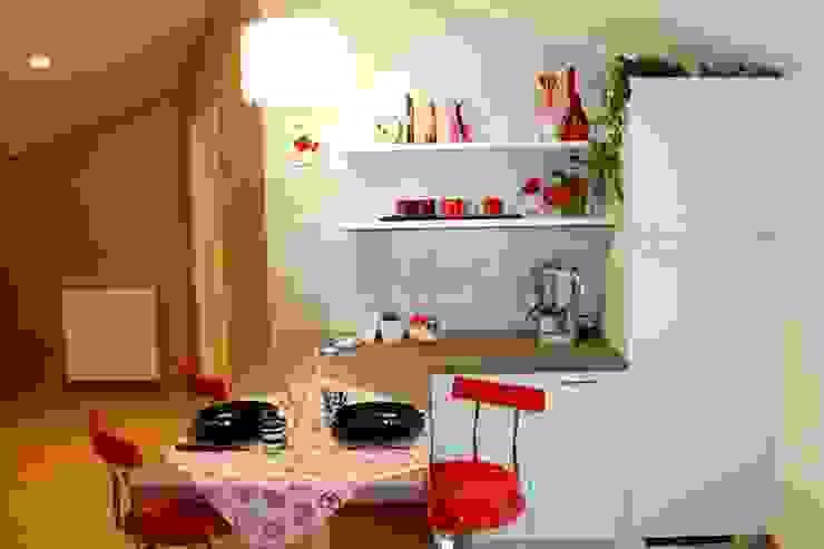 مطبخ تنفيذ Giannini Homes,