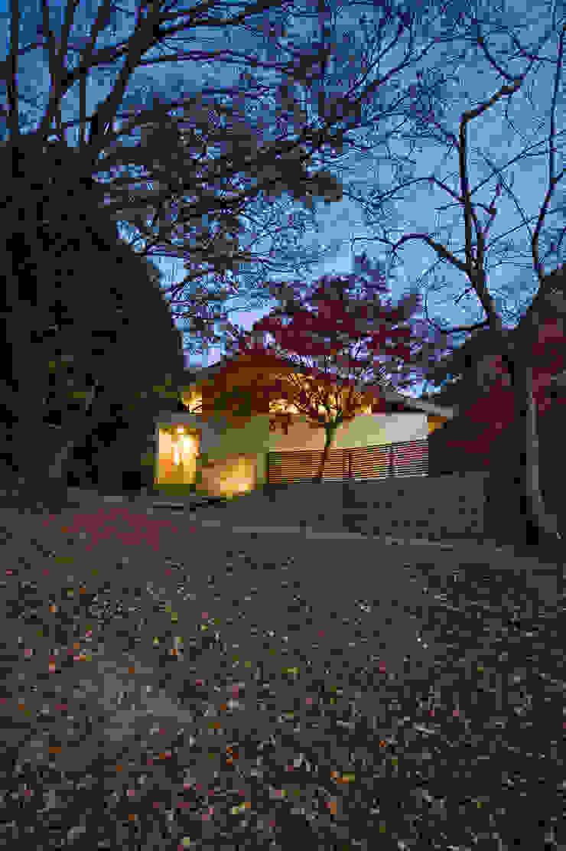 Casas modernas de Nobuyoshi Hayashi Moderno