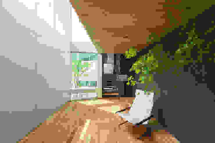 黒川の家 モダンスタイルの 温室 の Nobuyoshi Hayashi モダン