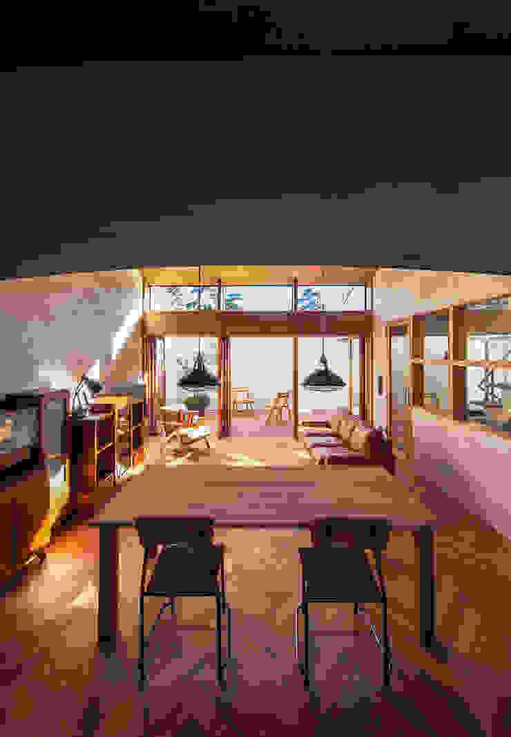 Nobuyoshi Hayashi Modern Dining Room