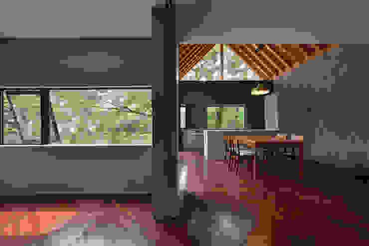 Kitchen by Nobuyoshi Hayashi, Modern