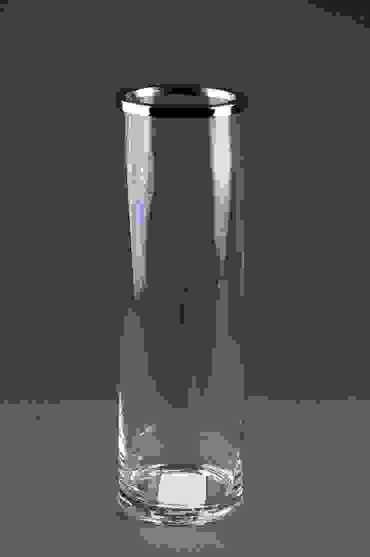 Стеклянная ваза V246 от LeHome Interiors Классический Стекло