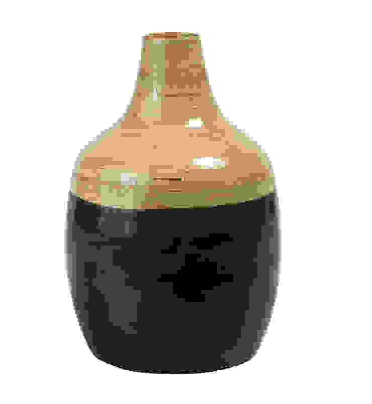 Декоративная ваза Malin V724 от LeHome Interiors Классический Бамбук Зеленый