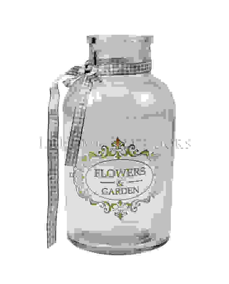 """Ваза стеклянная """"Flower"""" V934 от LeHome Interiors Классический Стекло"""