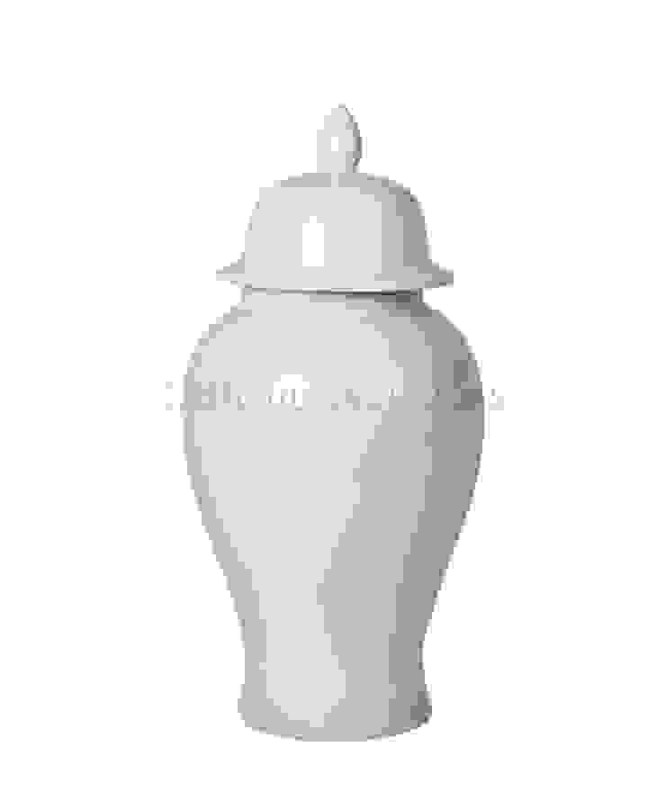Ваза с крышкой V1023 от LeHome Interiors Классический Керамика