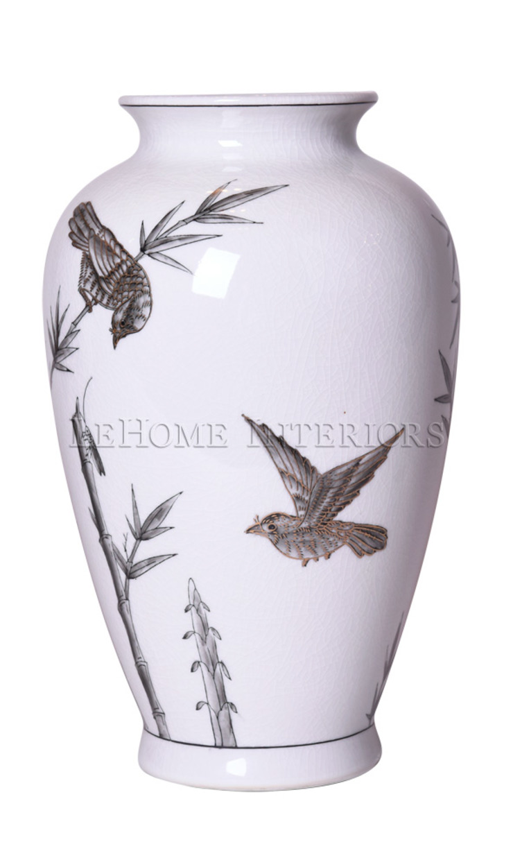 Ваза V1108 от LeHome Interiors Классический Керамика