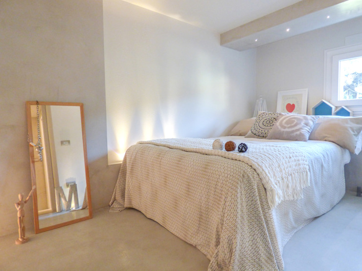 Bedroom by Mirna Casadei Home Staging, Modern