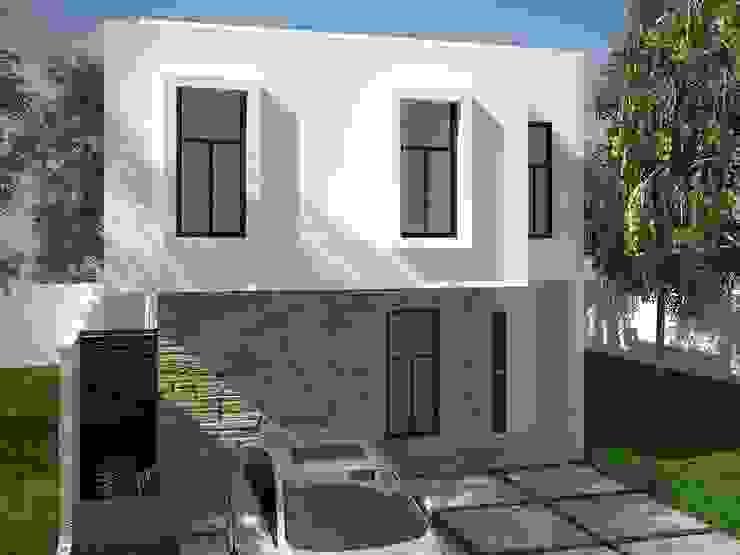 AVANT ARQ Casas modernas de AVANT ARQ Moderno
