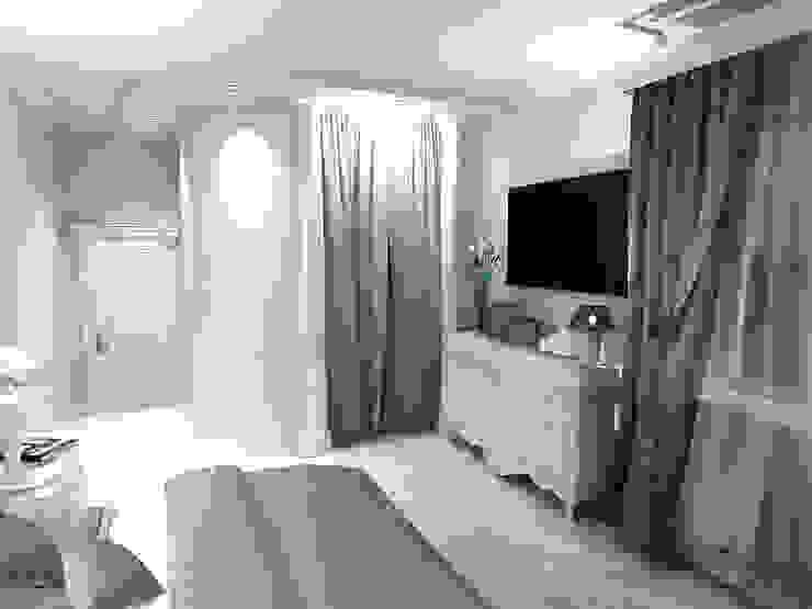 Проект спальни в стиле неоклассика Спальня в классическом стиле от ООО 'Бастет' Классический
