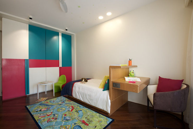 Dormitorios infantiles modernos de Atelier Design N Domain Moderno