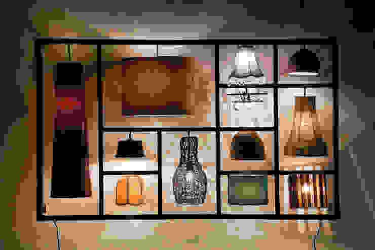 Parecchi Art House wandlamp - Kare Design: modern  door Robin Design, Modern Metaal