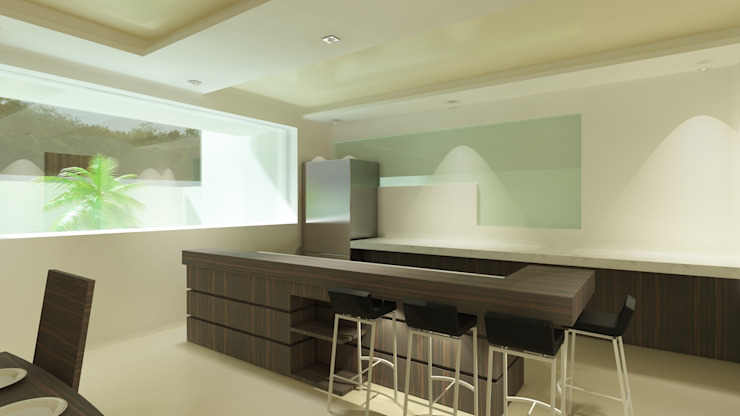 Moderne keukens van CouturierStudio Modern