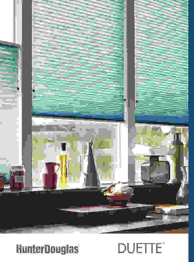 Duette® Dekorier Interiores Cocinas minimalistas Textil Multicolor