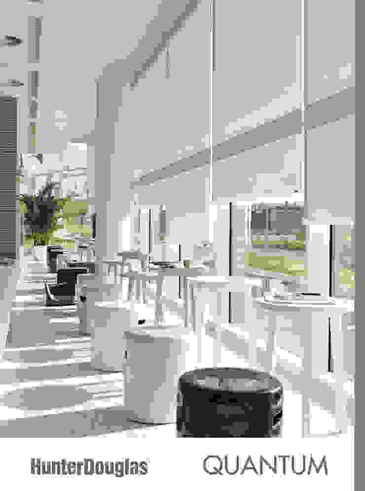 Enrollable Quantum Dekorier Interiores Comedores minimalistas Textil Multicolor