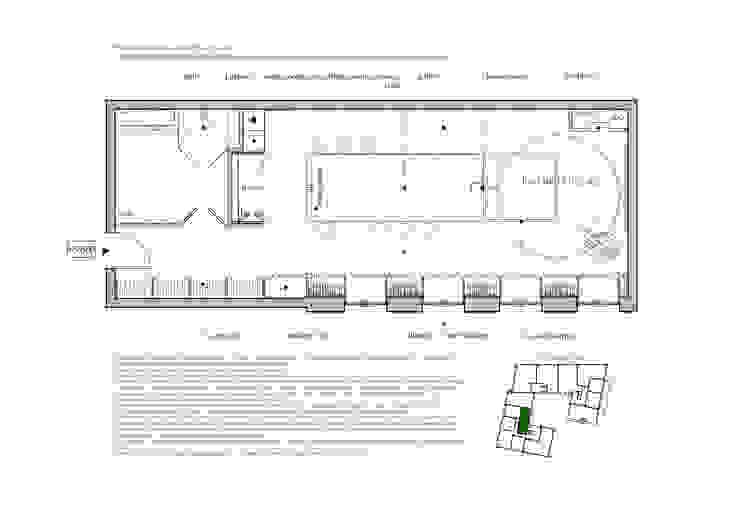 Depre Loft от FEDOROVICH Interior Лофт