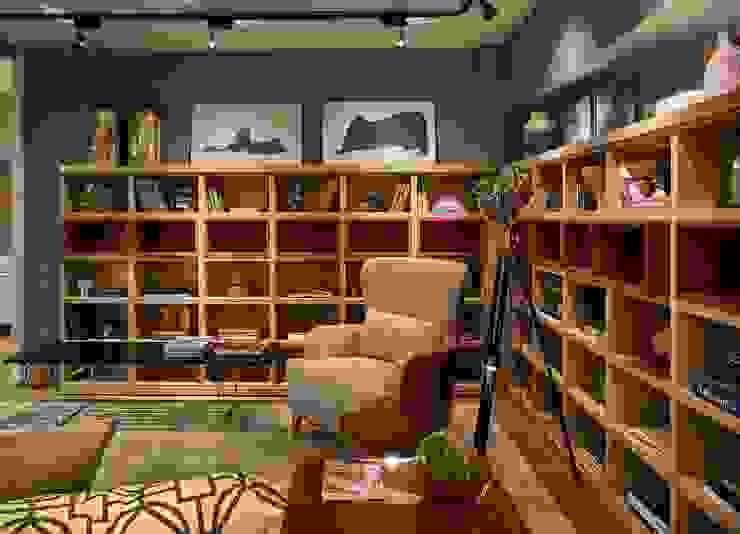 Livings de estilo moderno de Lider Interiores Moderno