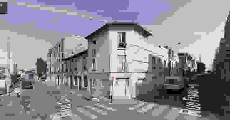 L'immeuble à l'origine par AADD+ Moderne
