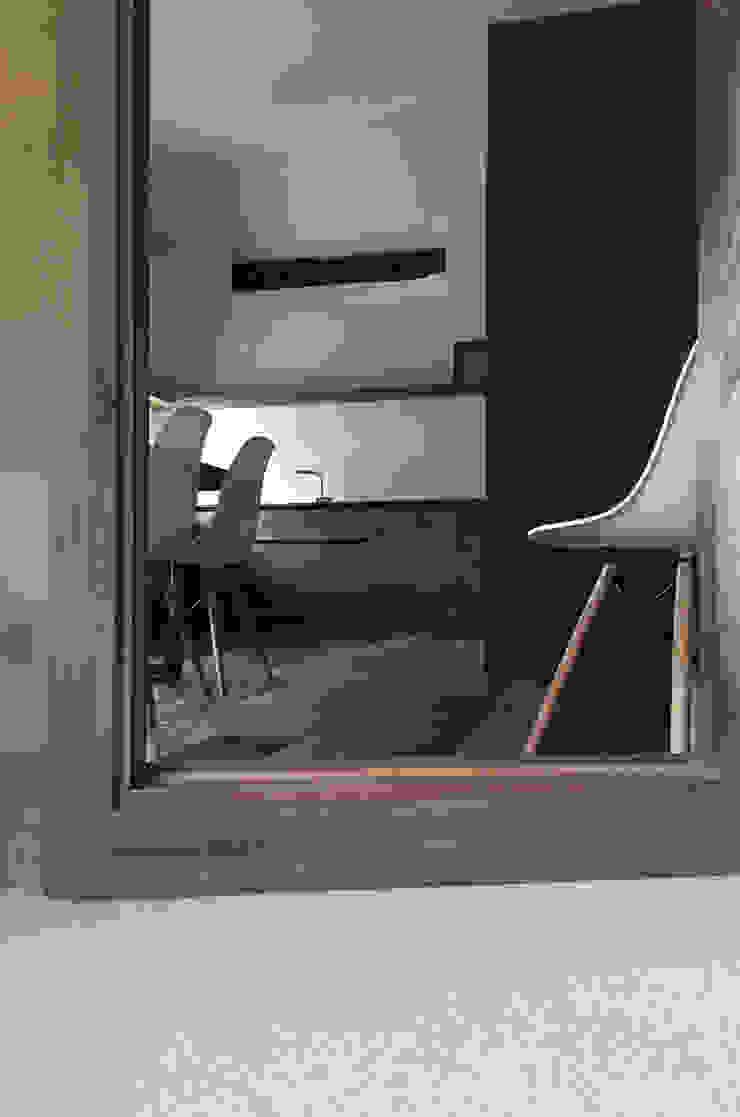 by davide petronici   architettura Country Wood Wood effect