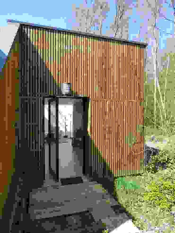 Un Loft à l'Orée du Bois Maisons minimalistes par AADD+ Minimaliste