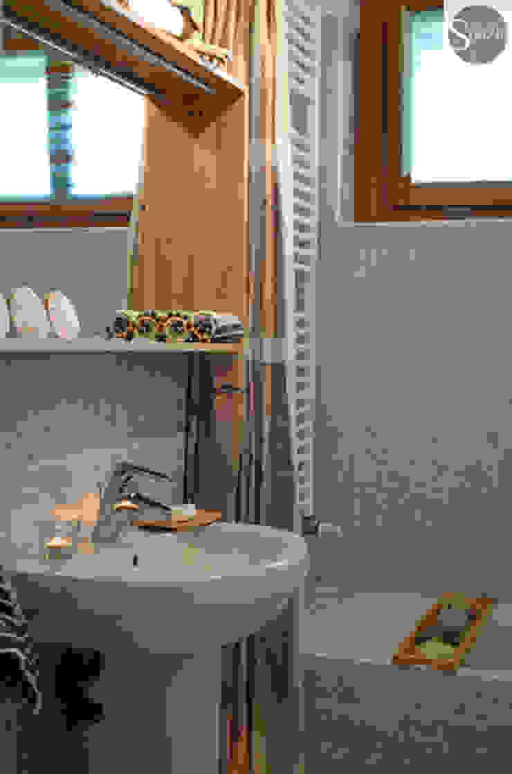 Progetto elisabetta.griggio Ванна кімнатаРаковини