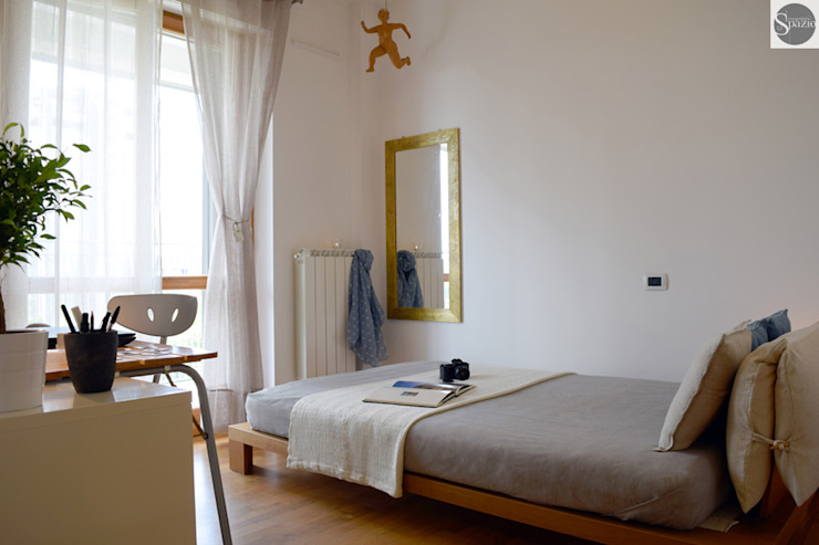Progetto elisabetta.griggio СпальняЛіжка та спинки