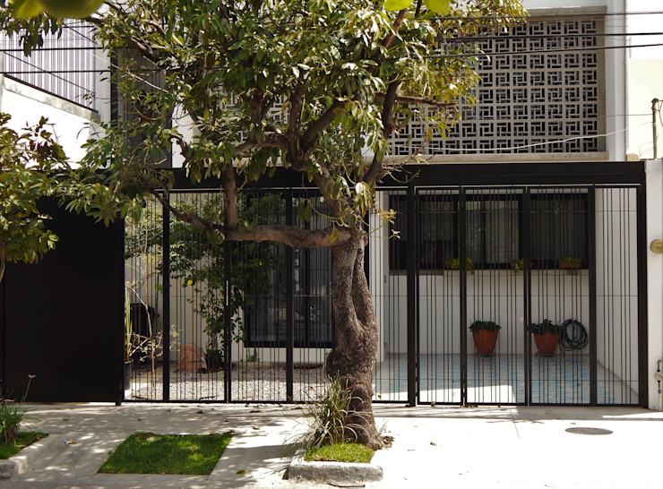 Casa PV Casas modernas de Boquer 3 Moderno