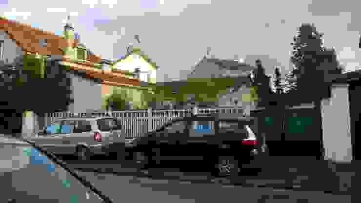 La maison à l'origine par AADD+ Moderne
