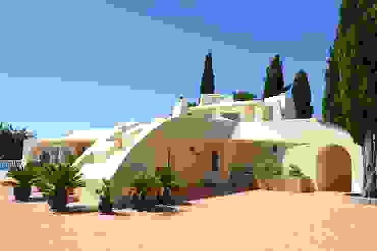 Rénovation extérieure Maisons méditerranéennes par RenoBuild Algarve Méditerranéen