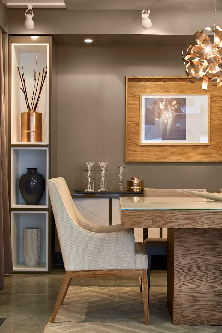 Decora Lider Salvador – Sala de jantar Salas de jantar modernas por Lider Interiores Moderno