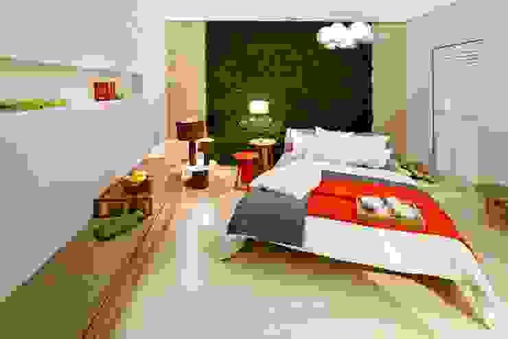 Mediterranean style bedroom by Moss Turkey Mediterranean