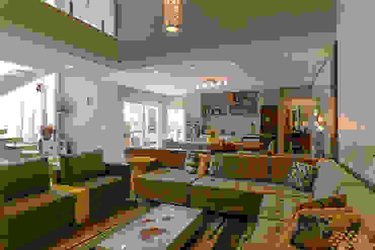 LAM Arquitetura | Interiores Modern living room