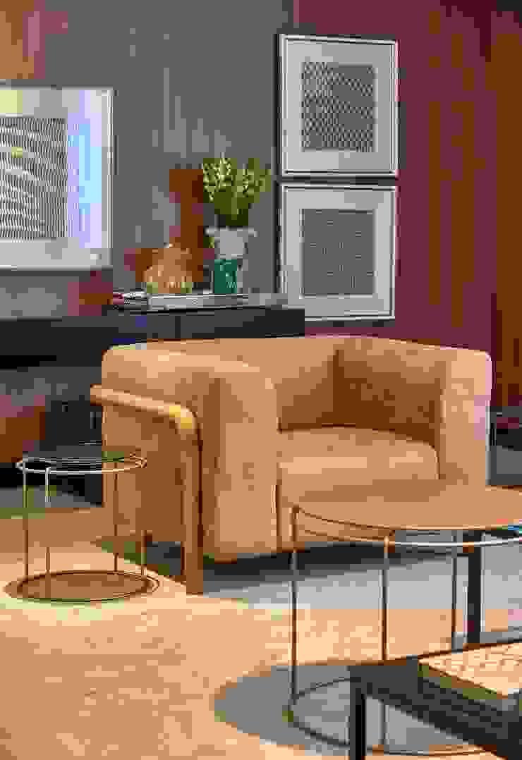 Decora Lider Salvador – Living Salas de estar modernas por Lider Interiores Moderno