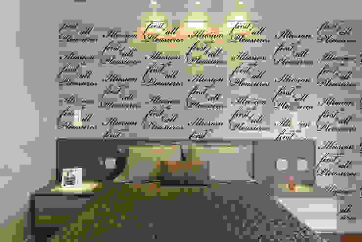 LAM Arquitetura | Interiores Modern style bedroom