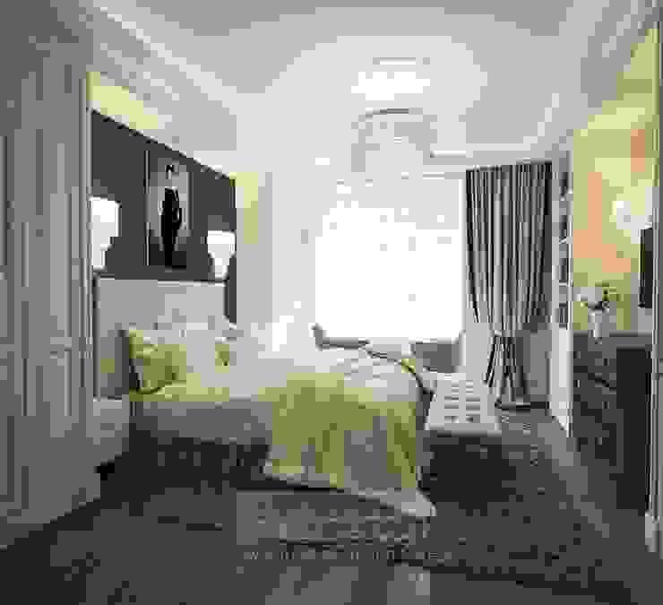 Спальня Спальня в классическом стиле от Olga's Studio Классический