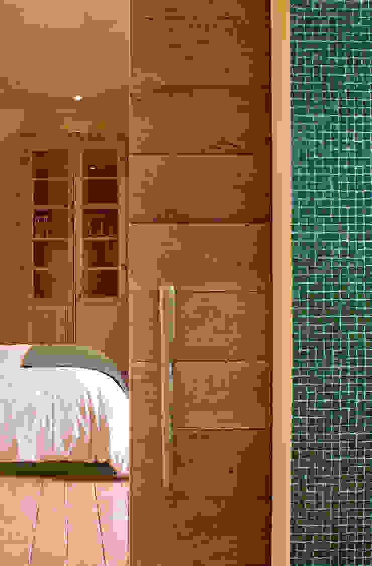Dormitorios rurales de Mario Caetano e Eliane Pinheiro Rural