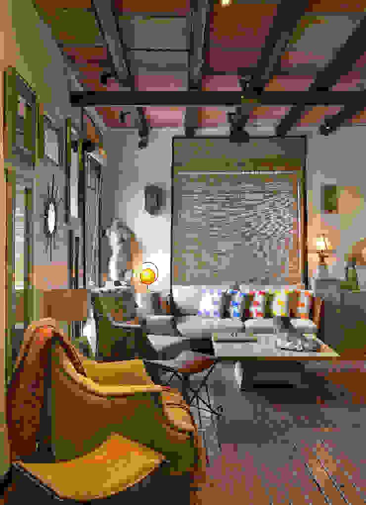 The Delhi Design Store Modern study/office by monica khanna designs Modern