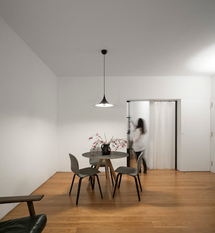 Príncipe real apartment lisbon fala Modern dining room
