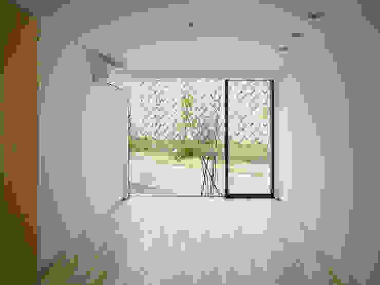 岩倉の家 モダンデザインの ダイニング の 牧野研造建築設計事務所 モダン