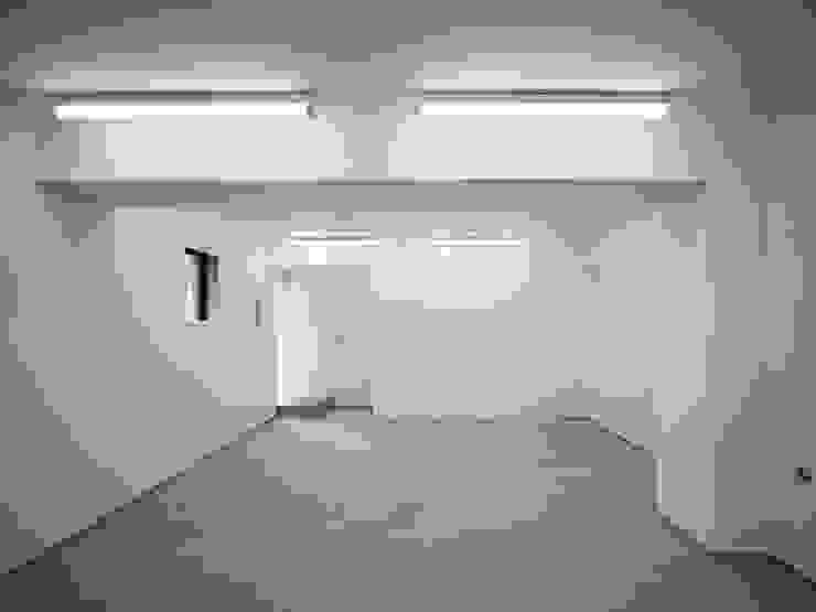 岩倉の家 モダンデザインの 書斎 の 牧野研造建築設計事務所 モダン