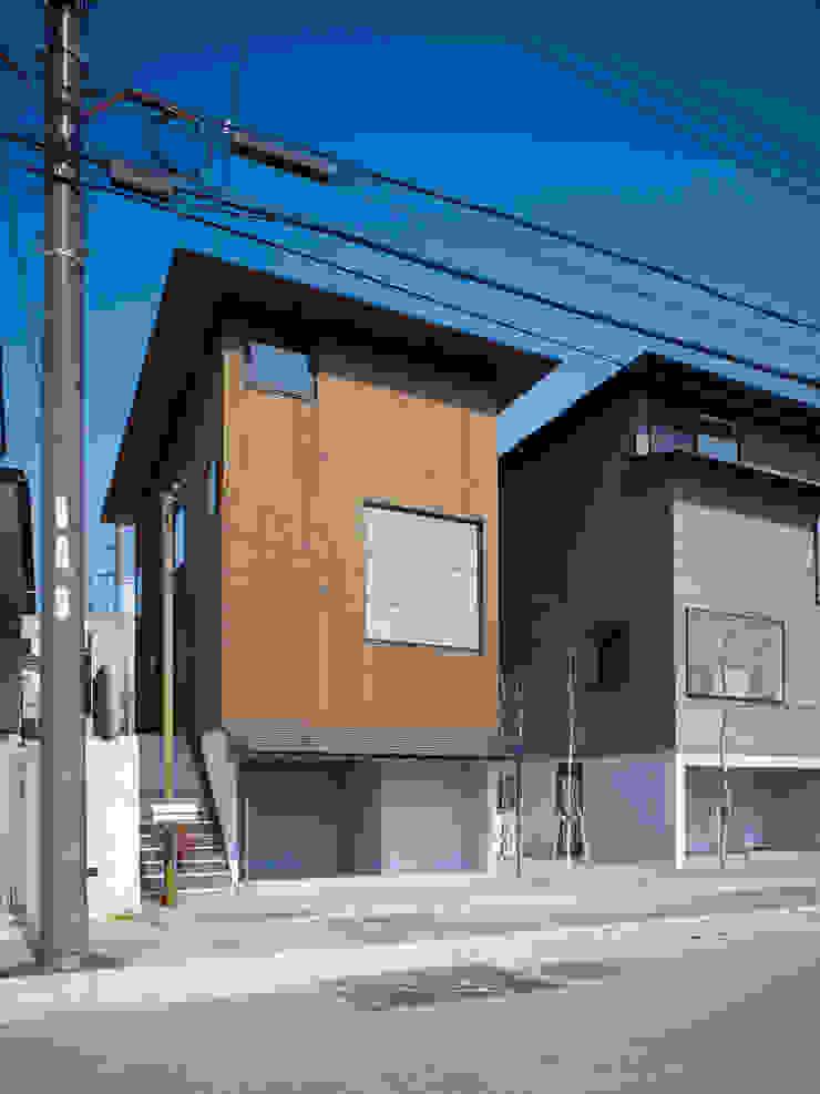 岩倉の家 モダンな 家 の 牧野研造建築設計事務所 モダン