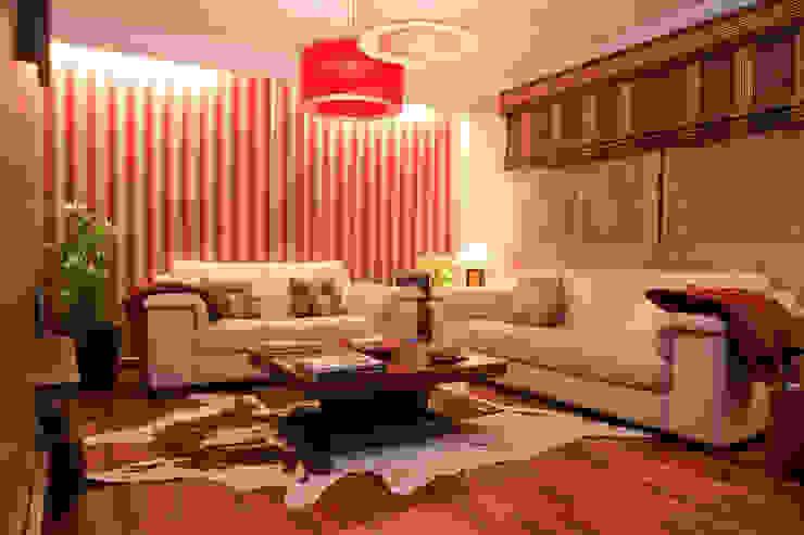 Salon de style  par Endekora, Moderne