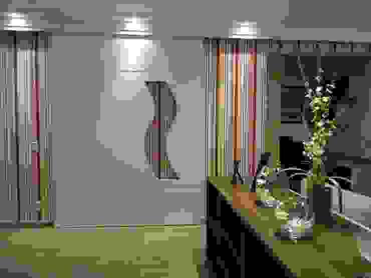 Painel porta de correr Escritórios modernos por Danielle David Arquitetura Moderno